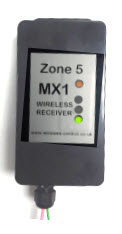 Wireless Receiver Mesh Radio